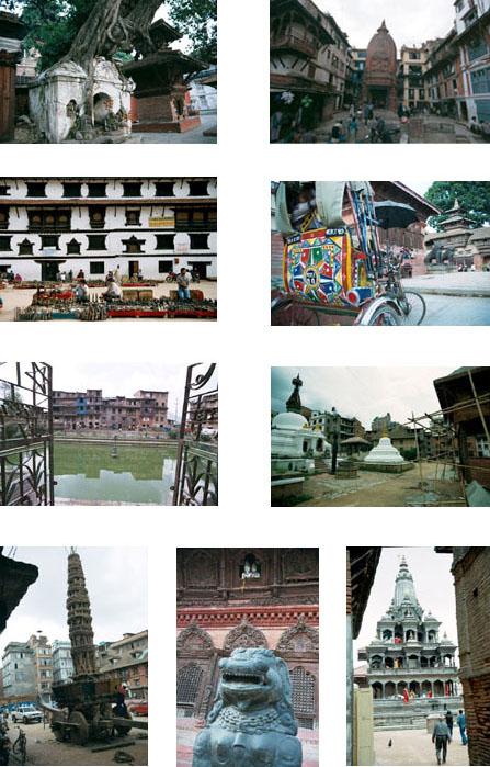 Фотографии Катманду